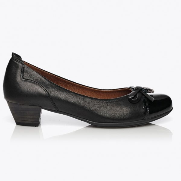 Buy work and professional shoes, with extreme comfort and small heels