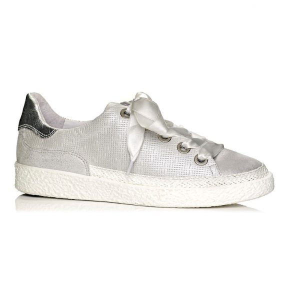 buy online white sneakers softwaves, extra comfort and removable insole