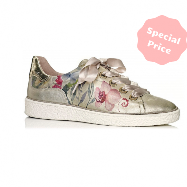 Buy softwaves best seller in sale, gold sneakers