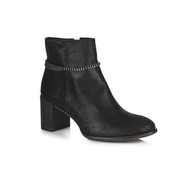 HEEL ANKLE BOOT VERY COMFORT