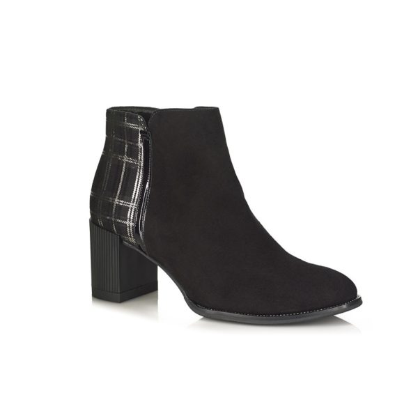BUY ONLINE ANKLE BOOTS WITH HEEL VERUY COMFORT