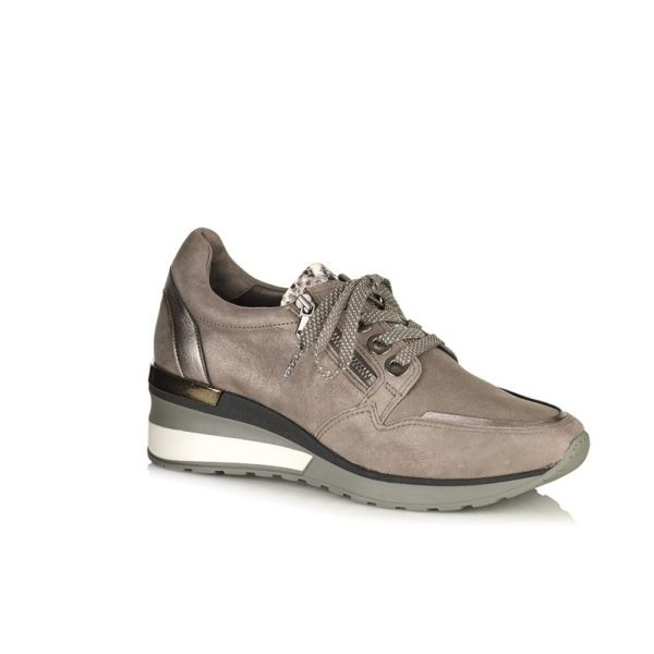 BUY ONLINE WEDEG SNEAKERS BY SOFTWAVES VERY COMFORT AND STRETCH LEATHER