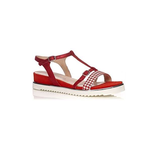 SOFTWAVES FLAT SANDALS VERY LIGHT AND SOFT COMFORT
