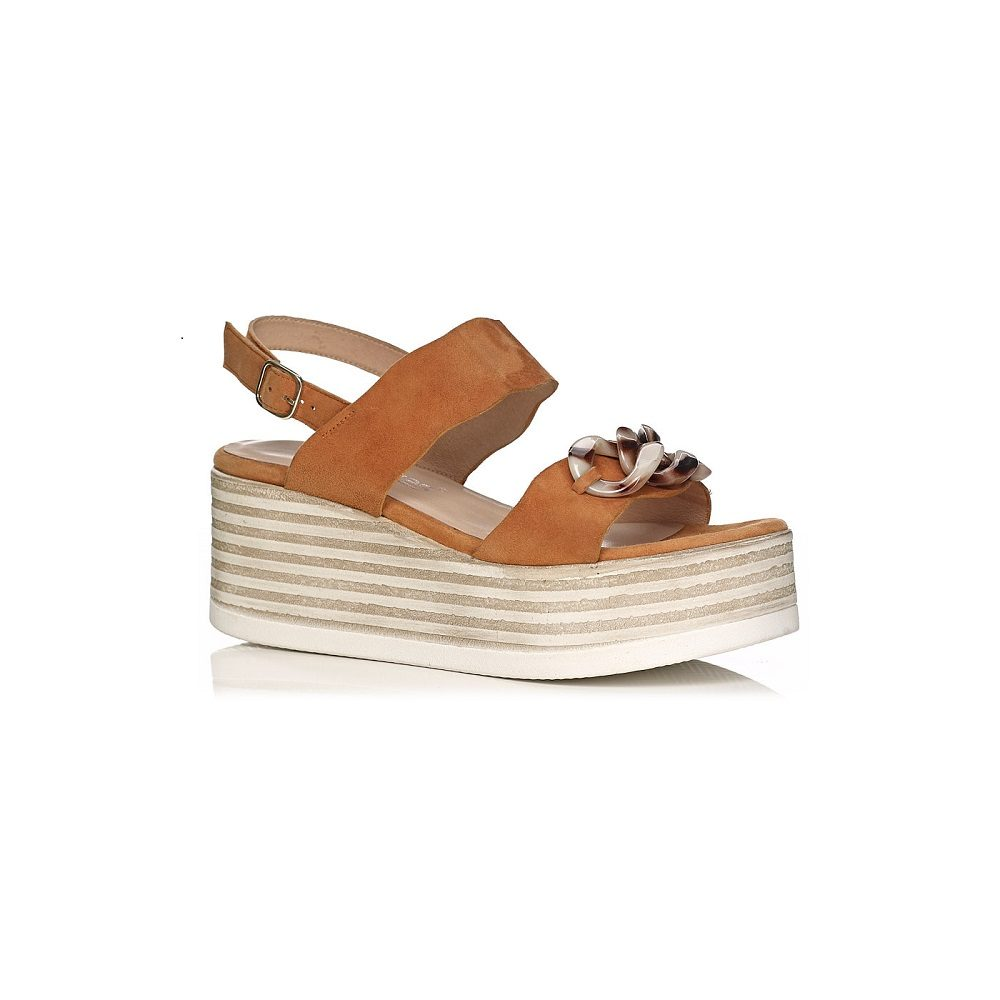 SOFTWAVES WEDGE SANDALS VERY COMFORT AND LIGHT