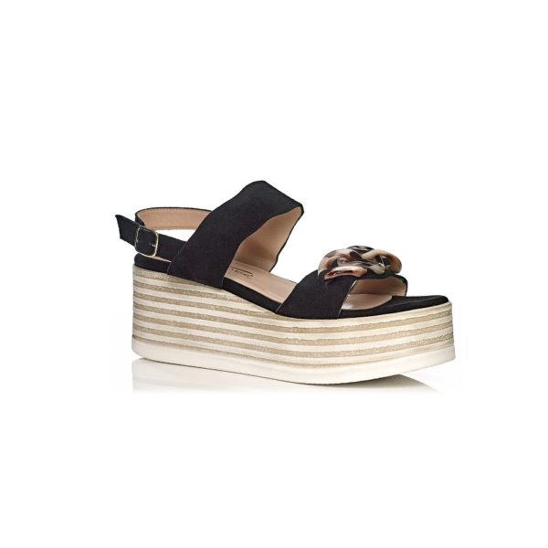 SOFTWAVES WEDGE SANDALS LIGHT AND COMFORT