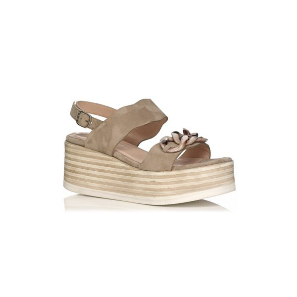 WEDGE SANDALS SOFTWAVES COMFORT AND LIGHT