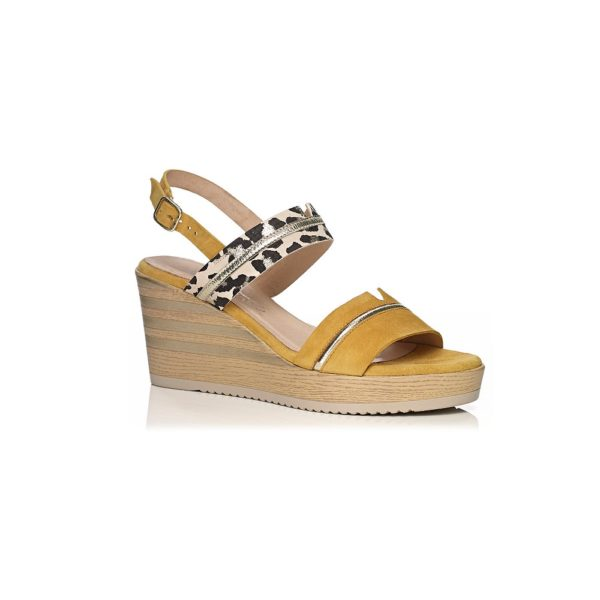 WEDGE SANDALS SOFTWAVES VERY COMFORT AND LIGHT