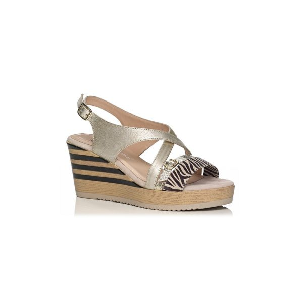 WEDGE SANDALS SOFTWAVES COMFORT LIGHT