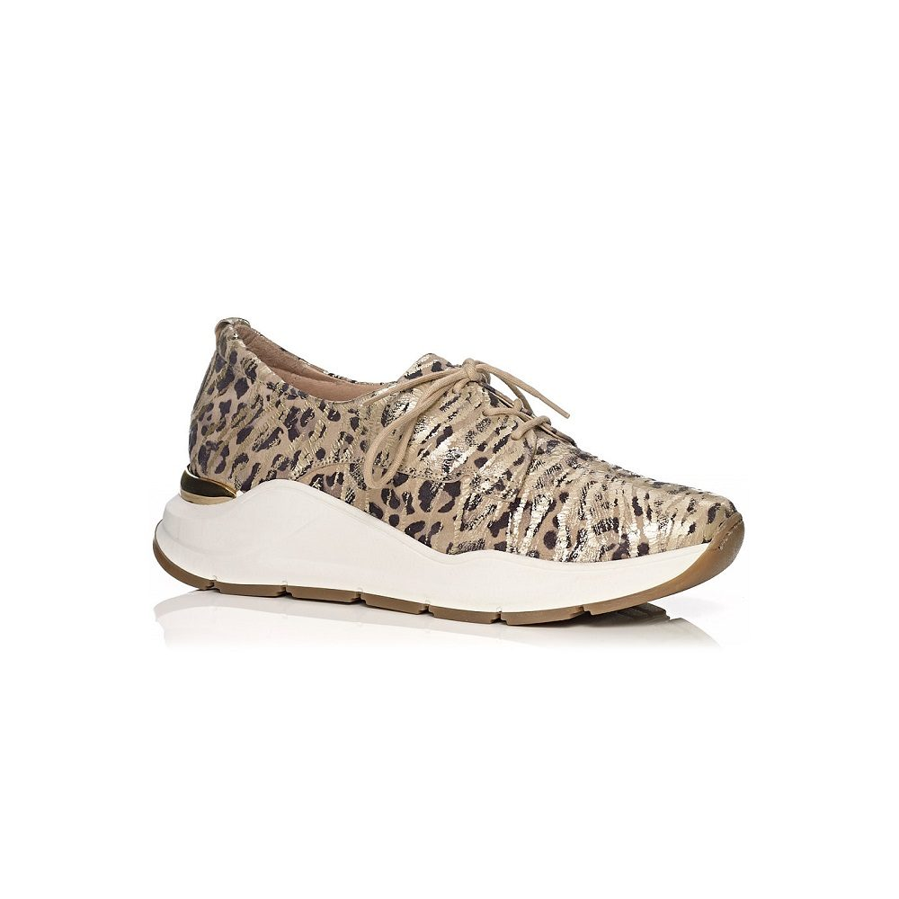 SOFTWAVES FLAT SNEAKERS WITH REMOVABLE INSOLE VERY LIGHT AND COMFORTABLE