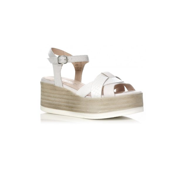 WEDGE SANDAL SOFTWAVES VERY COMFORT AND LIGHT
