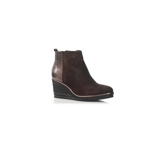 WEDGE ANKLE BOOTS VERY COMFORT NAD QUALITY. WOMAN SHOES