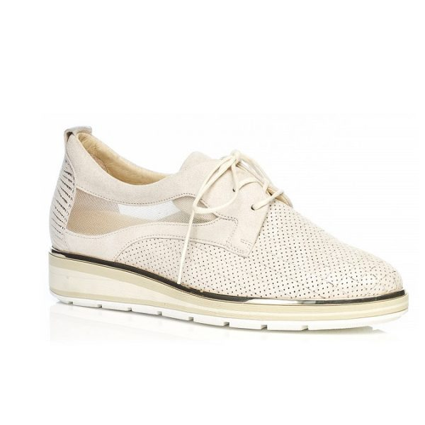 WOMAN SHOES SHOES 7.63.21.00 IN CAMEL LIGHT COMFORT