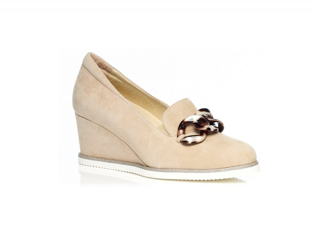 WOMAN WEDGE SHOES 7.66.30.08 LIGTH AND TOTAL COMFORT