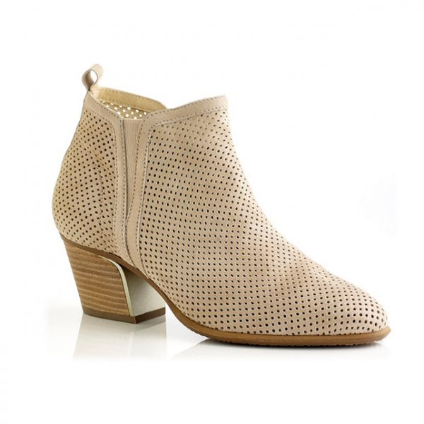 ANKLE BOOT 8.04.08.04 CAMEL