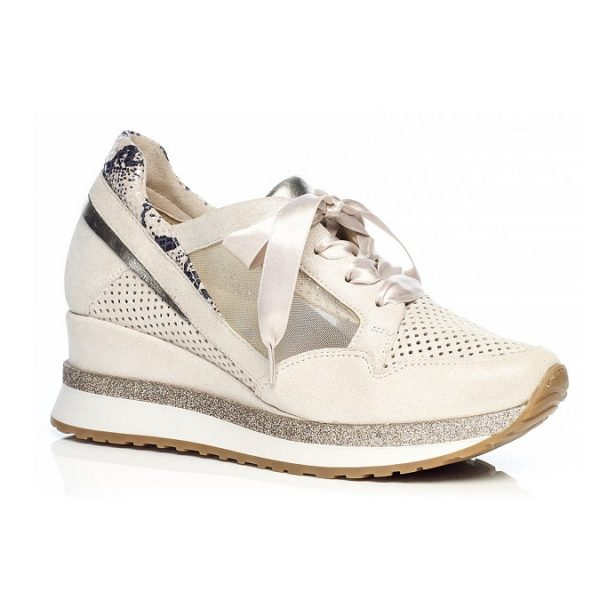 WOMAN SHOES 8.15.02.00 CREME